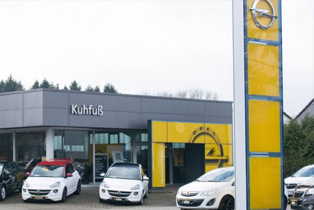 Kuhfuss Quickborn